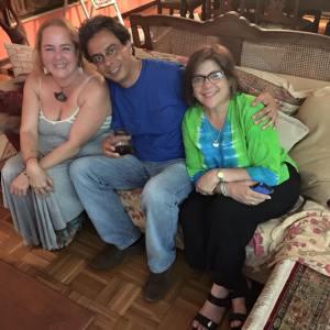 Con Armando y Mairyn